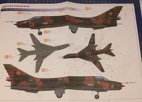 Sukhoi Su-17M3/M4 Fitter K, Kitty Hawk, 1/48 37414847680_b961c13a4a