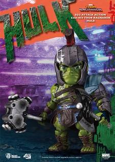 野獸國 Egg Attack Action 系列【角鬥士浩克】雷神索爾3:諸神黃昏 Gladiator Hulk EAA-054