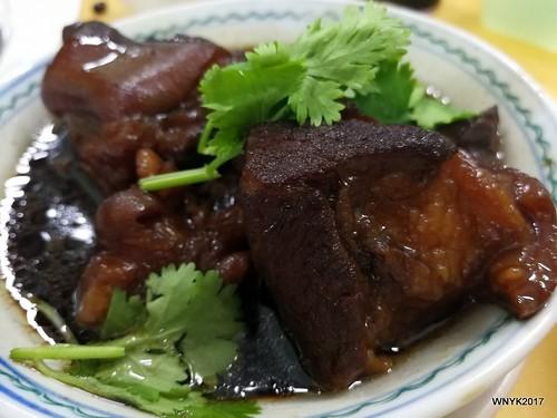 Vinegar Pork Trotters