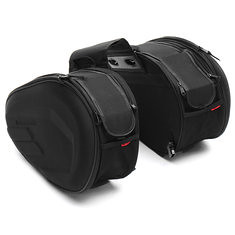 38L-58L Large Capacity Luggage Saddle Bag Motorcycle Rear Seat Multi-use Expandable (1199764) #Banggood