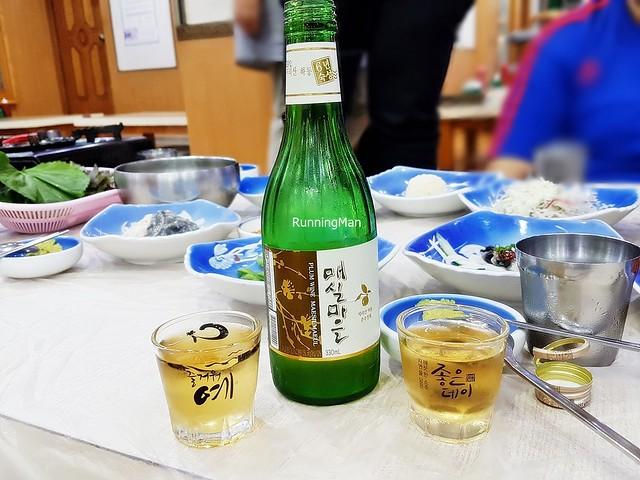 Maesil-Ju / Plum Wine
