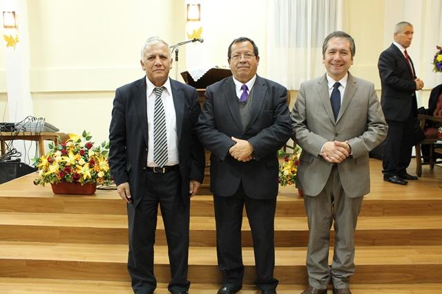 Bendecido Encuentro de Varones IMPCH Chiguayante