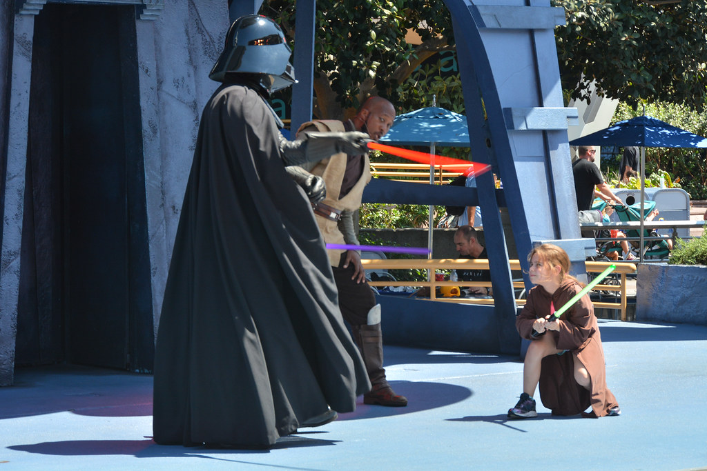 Fighting Vader