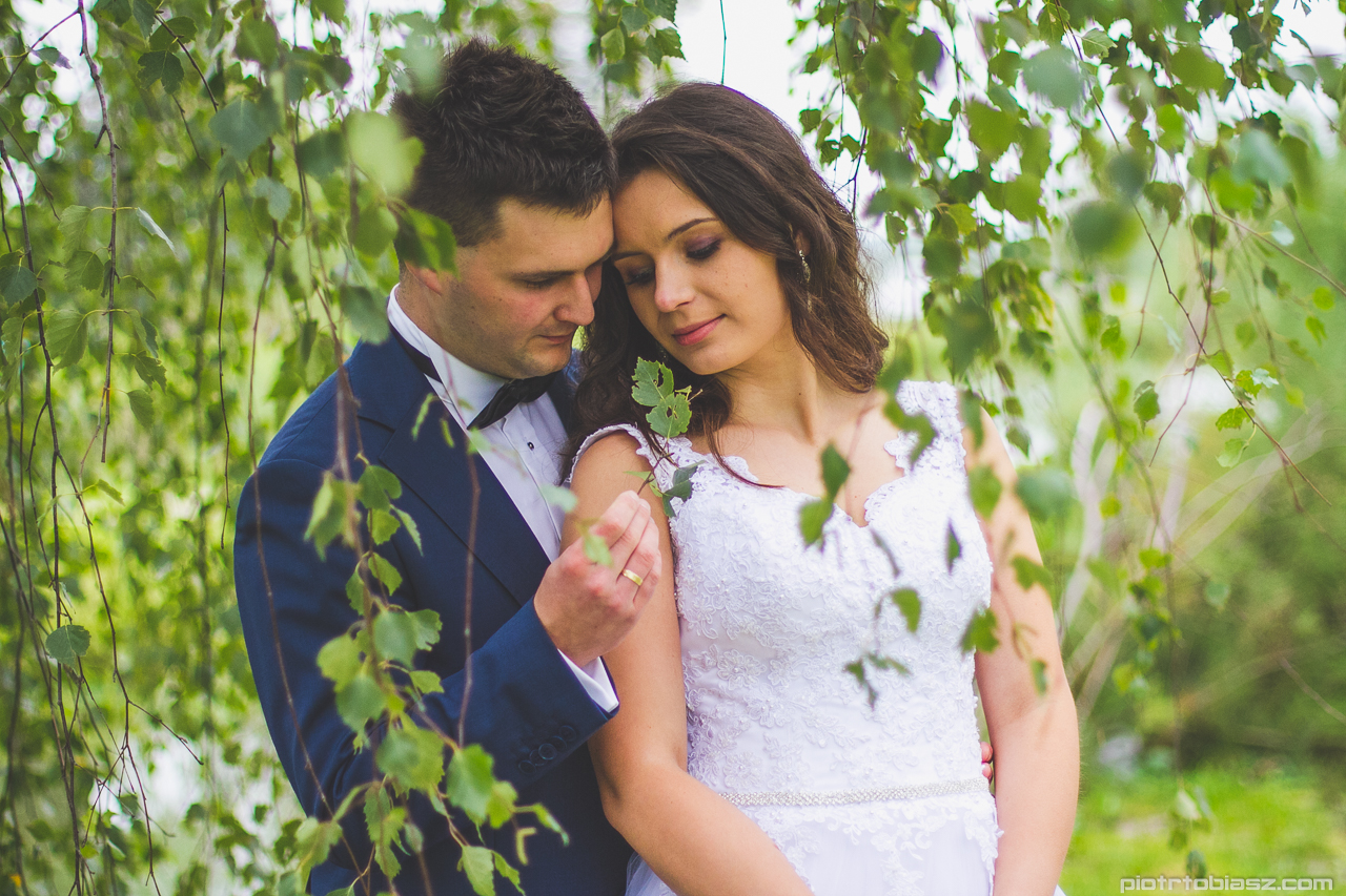 Ślub Dominiki i Huberta 16.09.2017