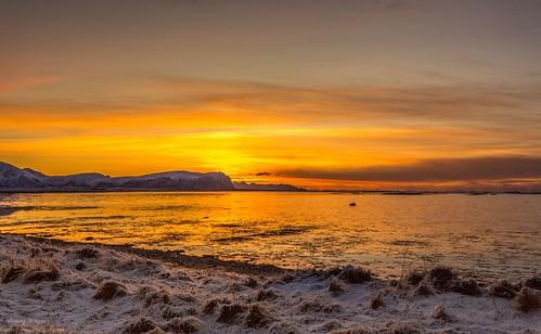 The Island of the Midnight Sun. Photographer Benny Høynes