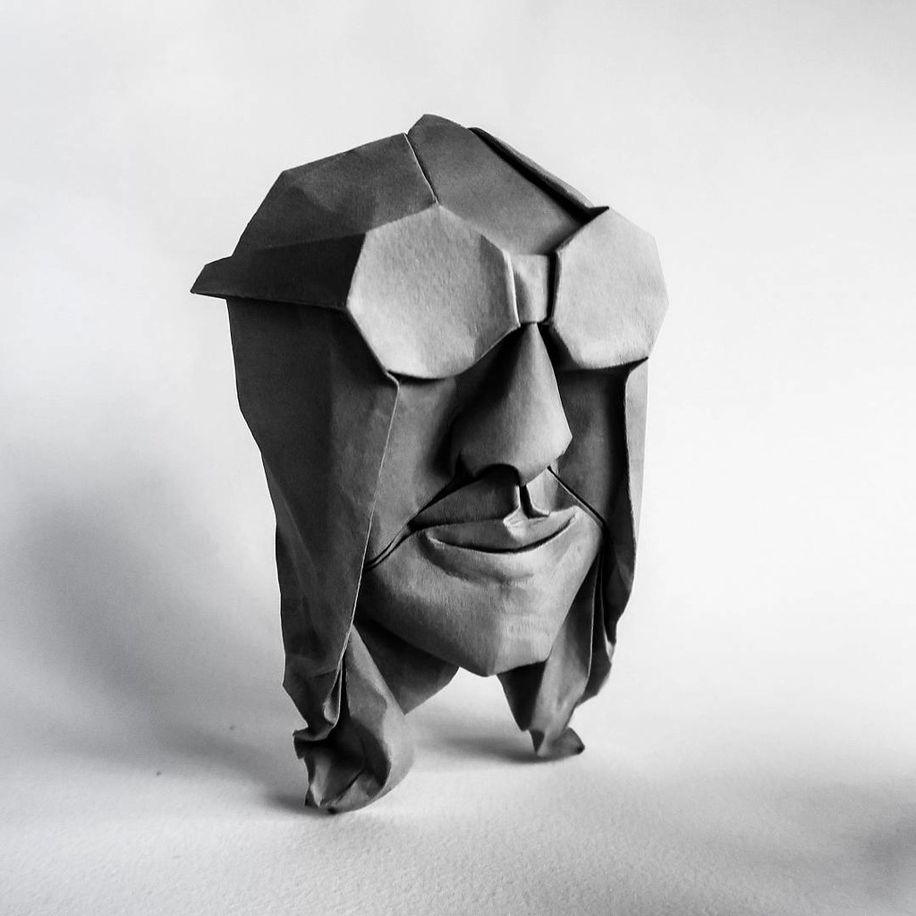 Origami Mask - Rocco