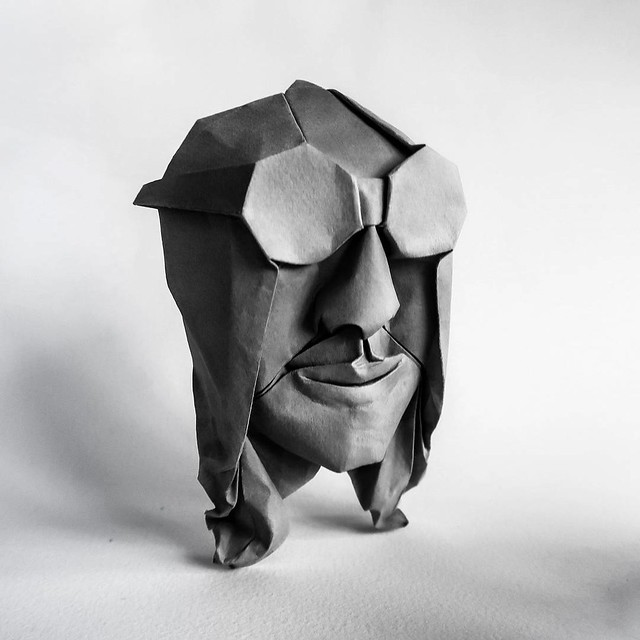 Origami Mask - Rocco