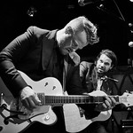 Thu, 14/09/2017 - 5:17am - The Lone Bellow (Zach Williams; Kanene Donehey Pipkin; Brian Elmquist) perform for WFUV Public Radio at Rockwood Music Hall in New York City, 9/14/17. Hosted by Rita Houston. Photo by Gus Philippas/WFUV