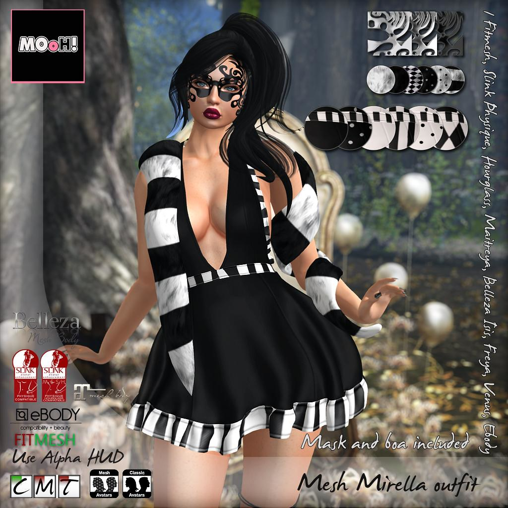 Mirella outfit - TeleportHub.com Live!