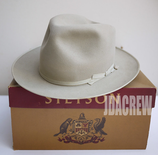 stetson open road 25ヴィンテージハット