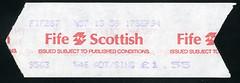 ticket - fife scottish 17-9-94