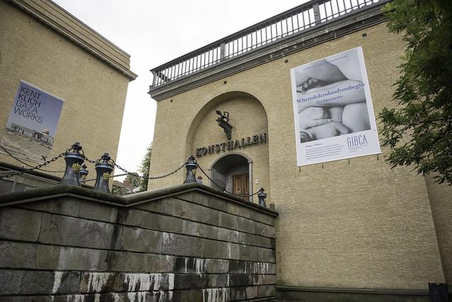 GIBCA 2017 invigning Göteborgs Konsthall