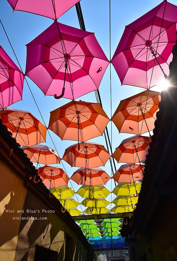 彰化和美景點卡里善之樹雨傘11