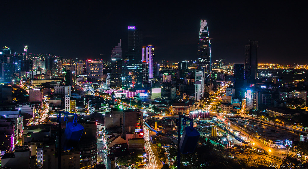 Saigon Night
