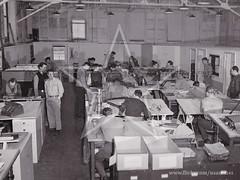 LOC Drawing Office at Langford Lodge