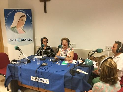 De nuevo Radio María desde San Josemaría. Octubre 2017