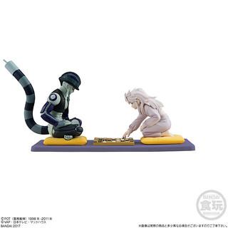 「最後的時間...小麥 吾想同你一起下棋度過」經典名場景再現!!《獵人》梅路艾姆&小麥的對局 メルエムとコムギの対局【PB 限定】