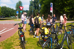 Frites and Fiets Cycling Trip