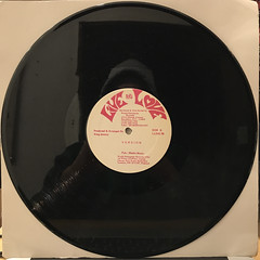 RED DRAGON:DUCK DANCE(RECORD SIDE-B)