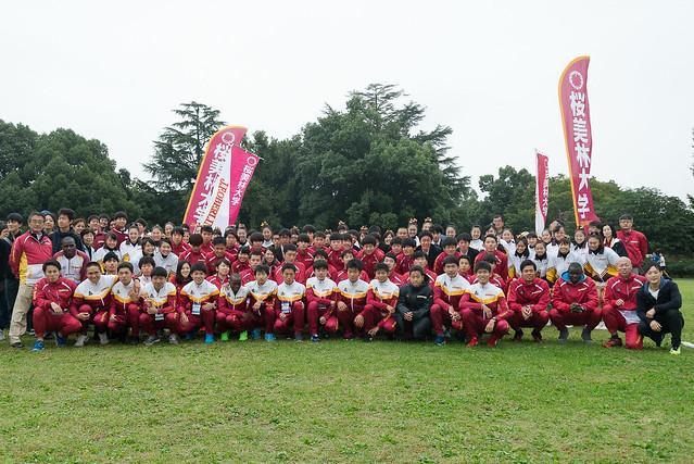 箱根駅伝予選会2017