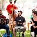 Jam Ҫa! at Festivals Acadiens et Créoles, Girard Park, Lafayette, Oct. 15, 2017