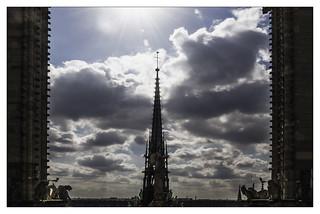 Cathédrale Notre Dame - París