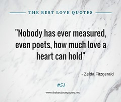Love Quotes by Zelda Fitzgerald
