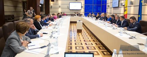 20.10.2017 Consiliul parlamentar pentru Integrare Europeană