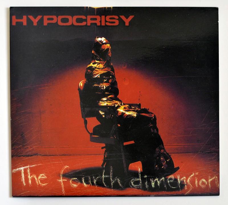 A0341 Hypocrisy The Fourth Dimension 2LP