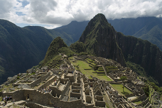 Machu Picchu viewpoint (Cuzco, Peru)