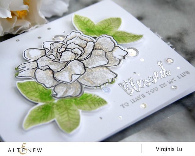 Altenew_BAF_Gardenia_Virginia #2