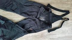 Lyžařské kalhoty vel. 152 - titulní fotka