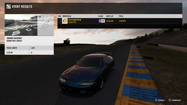 FM7 Time Attack | Open HP (FWD/RWD/AWD) - Sonoma GP Circuit 37921283866_b958924756_z