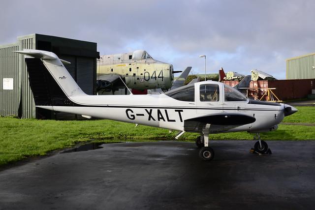 G-XALT PA-38-112 Tomahawk