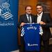 27/10/2017 - Acuerdo entre la Real Sociedad de Fútbol SAD, Real Sociedad Fundazioa y la Universidad de Deusto