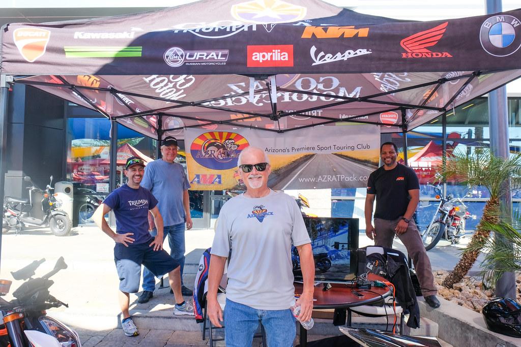 2017-10-28 GO AZ Motorcycles Scottsdale Vendor Expo