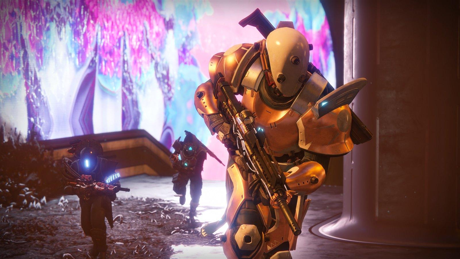 Destiny 2 - Curse of Osiris PGW-03
