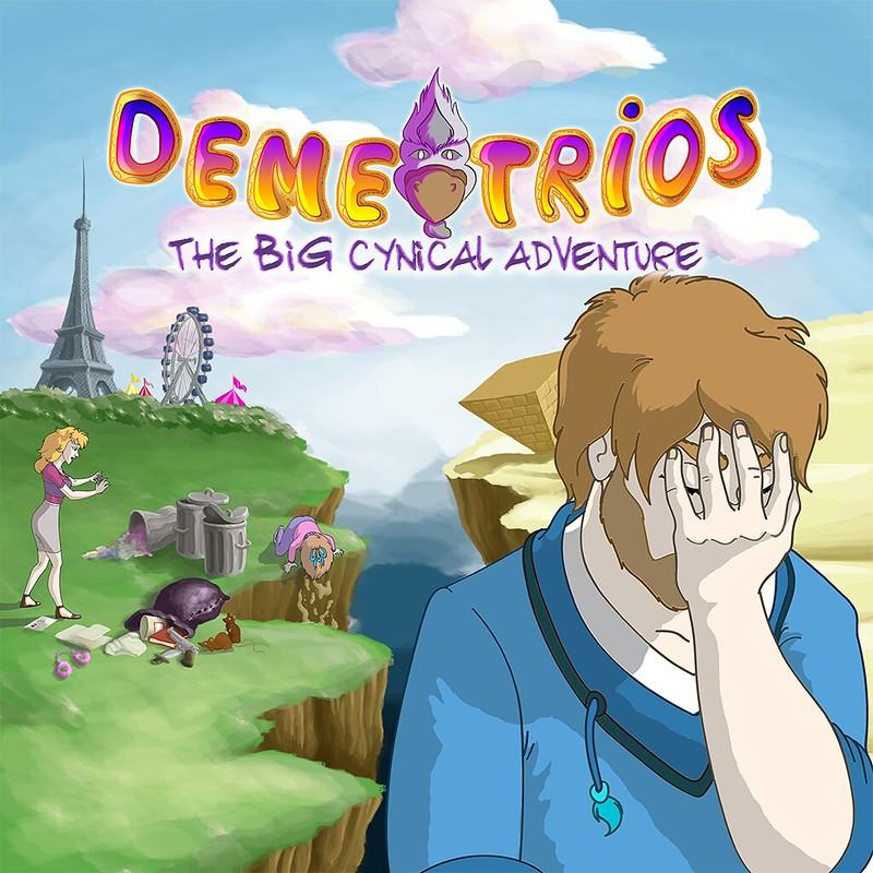 DEMETRIOS – THE BIG CYNICAL ADVENTURE (DEMO)