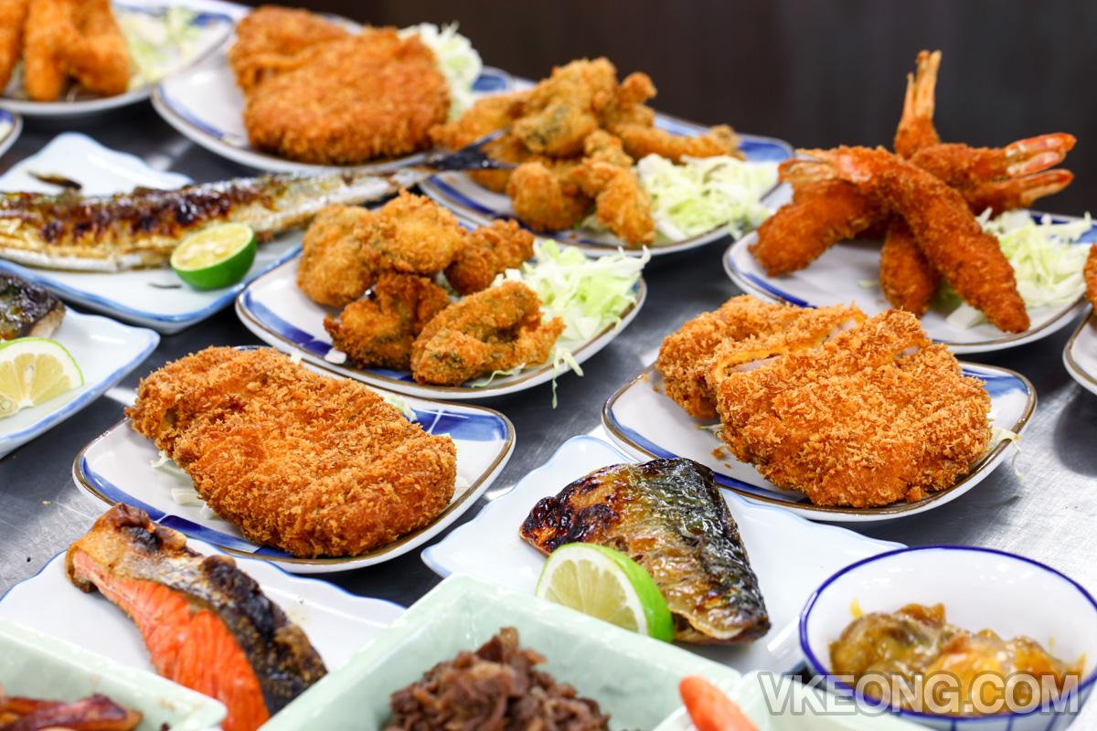 Ginshari-ya Geko-tei-Cooked-Food