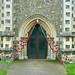 N tower door