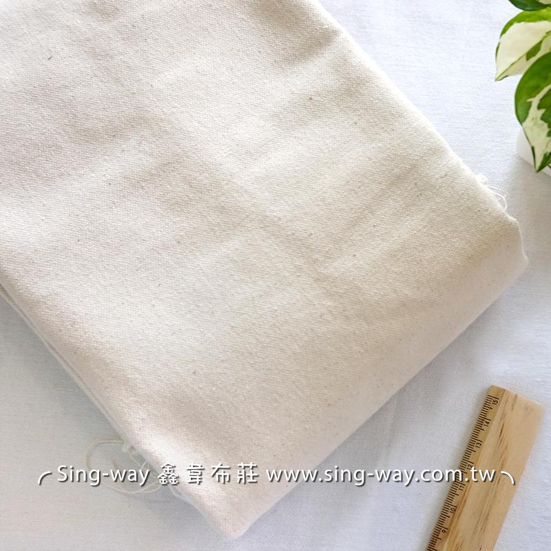 2C390617 米白厚帆胚布 棉質原胚布 酒袋布 帆布 3尺9