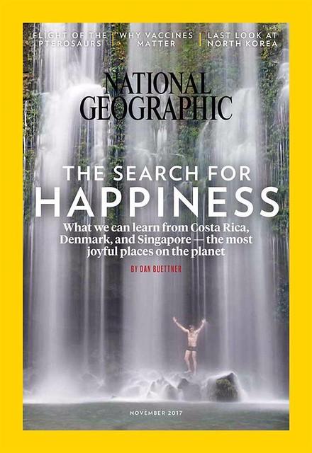 国家地理封面