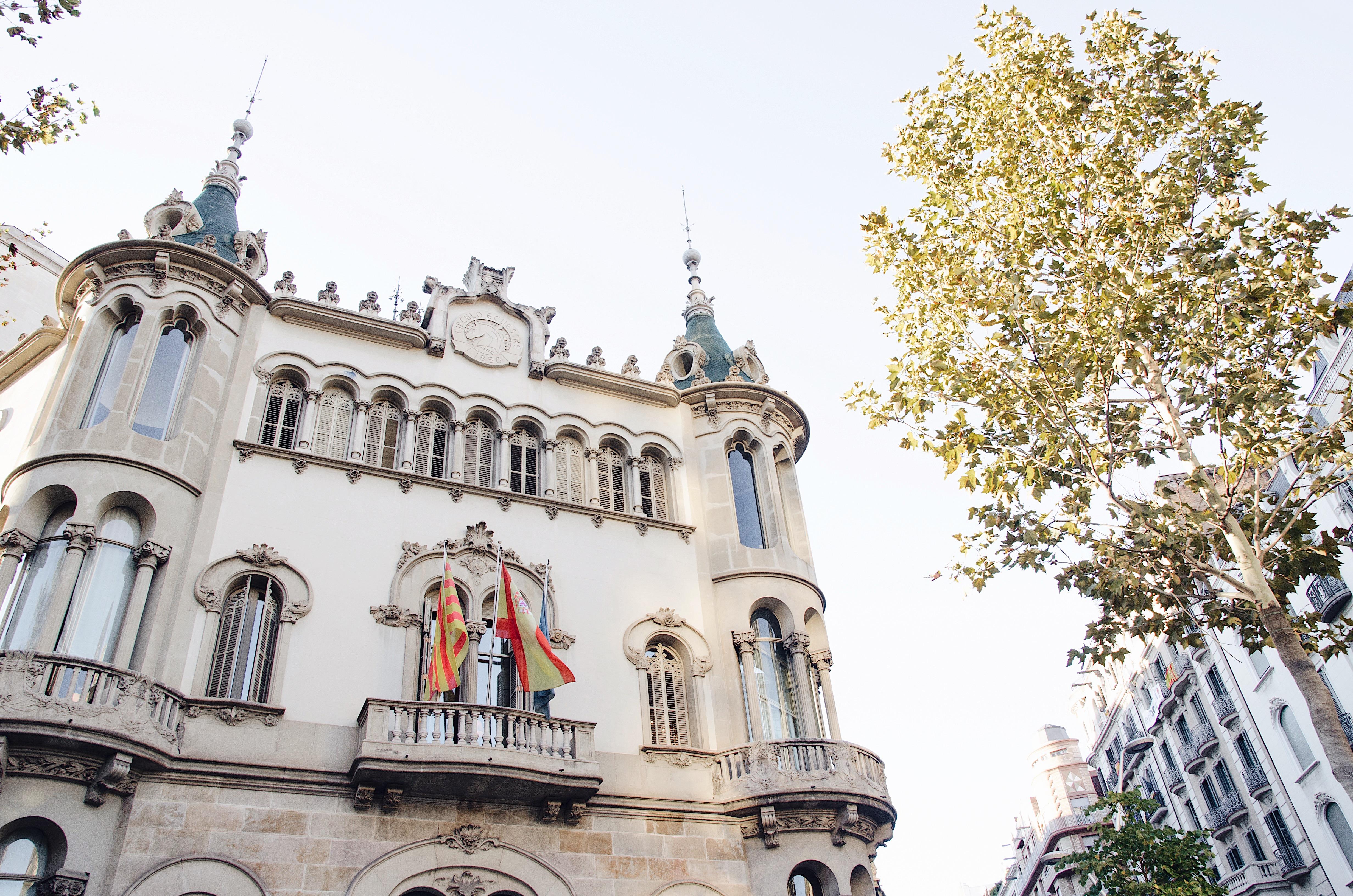 Círculo ecuestre Barcelona