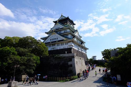 2017.10.09 大阪城