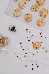 eggless buttermilk scones recipe