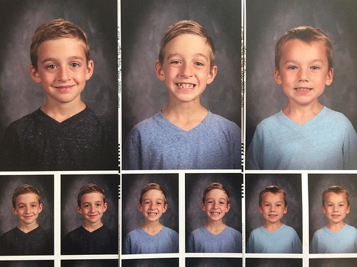 School portraits!