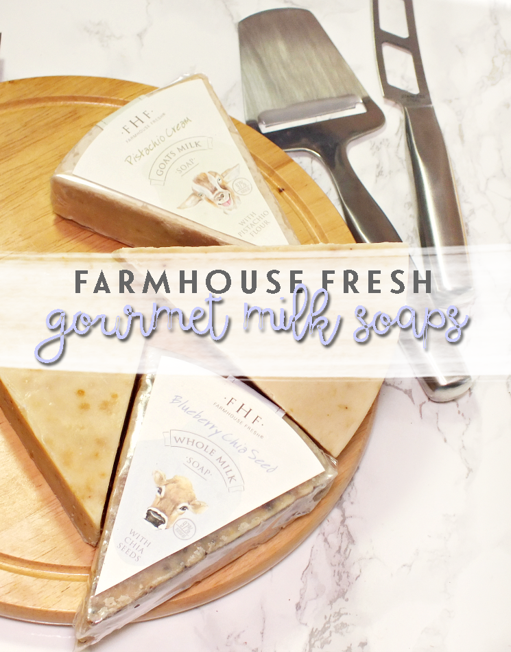 farmhouse fresh gourmet milk soap (3)