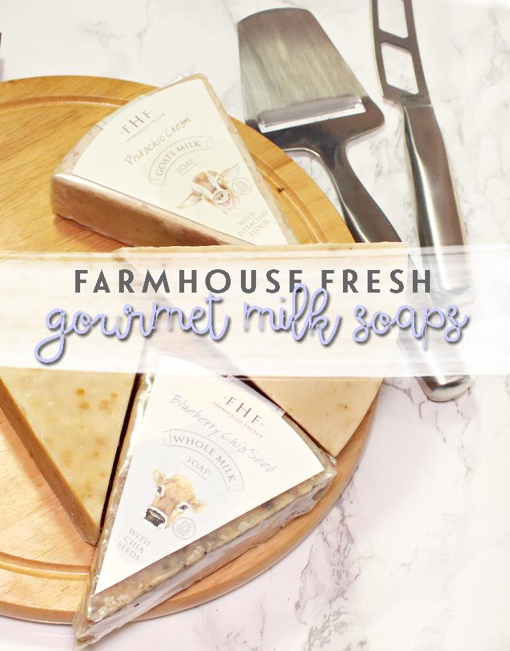 farmhouse fresh gourmet milk soap (3)