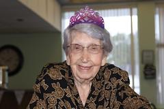 Ann Chancey's 97th Birthday Party