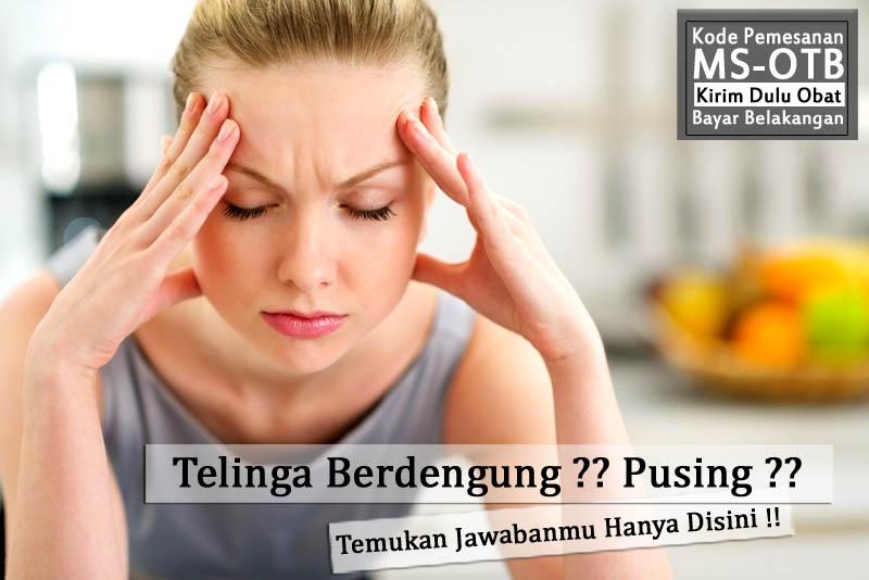 Obat Tetes Telinga Berdengung Resep Dokter